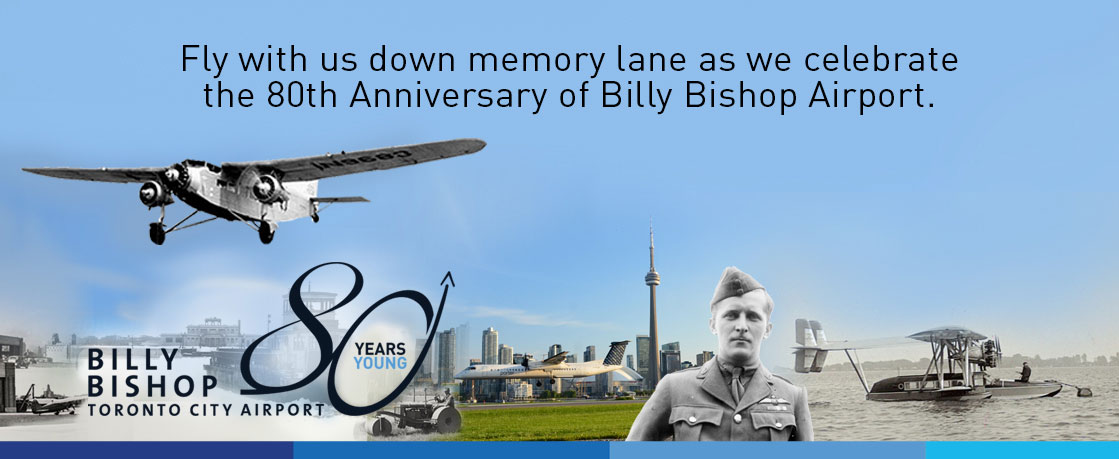 Billy Bishop 80th Anniversary